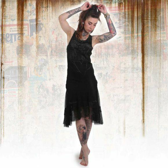 0d7ba0867914 Yakuza Dámské šaty YK GKB12144 black - Original Store