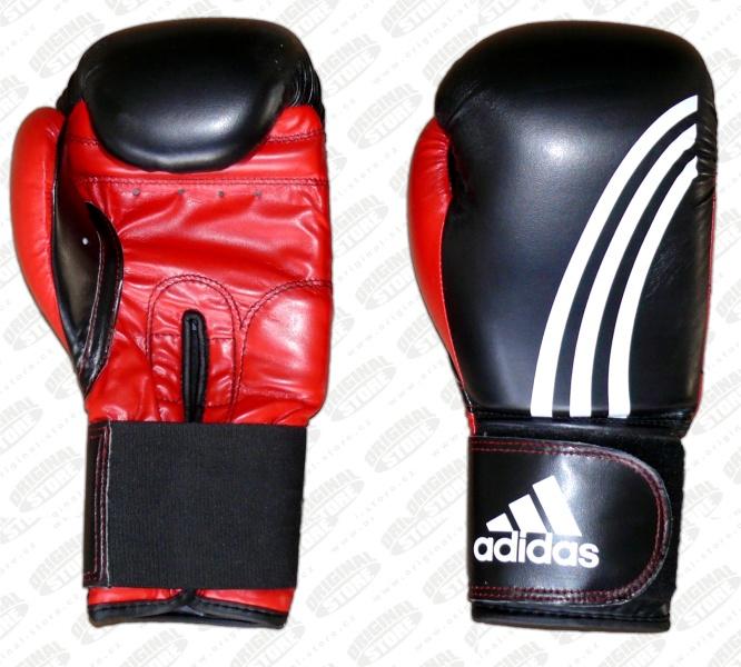 340d22913 Adidas Boxerské rukavice AD ADADIBT01 black - Original Store