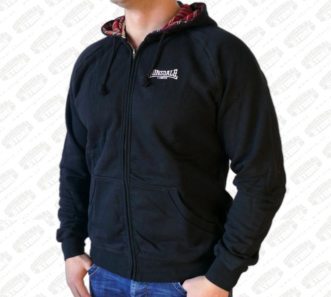 Lonsdale KPZ LD Fletcher black - Original Store 1dd1c1c3cd9