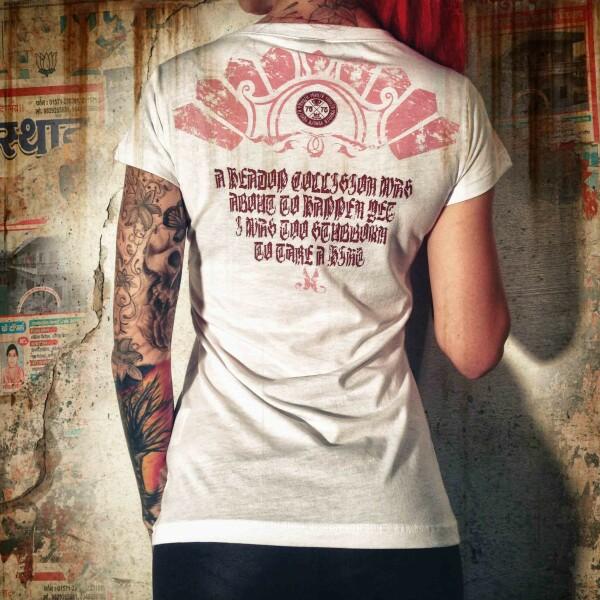 8ef0a8857ee3 Yakuza Dámské tričko YK GSB535 white - Original Store